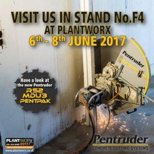 Pentruder at Plantworx-2017