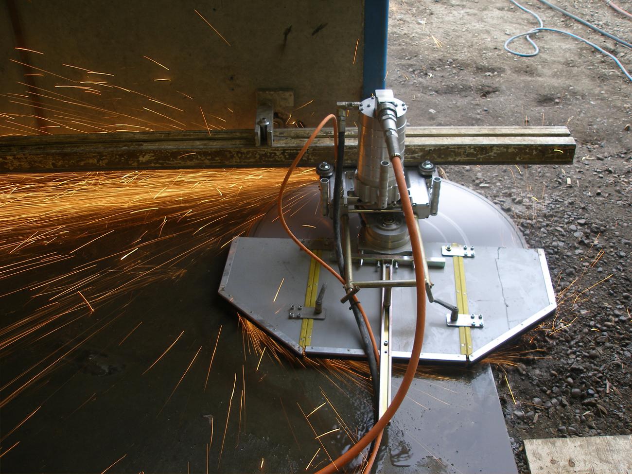 Pentruder UK Diamond Saws