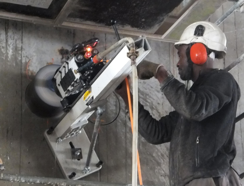 Pentruder Core Drilling