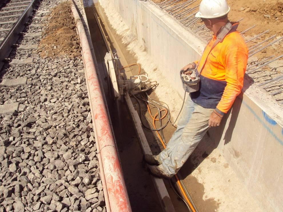 Pentruder Concrete Cutting