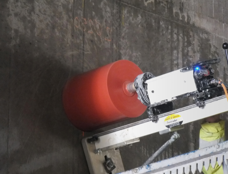 Pentruder-Core-Drills